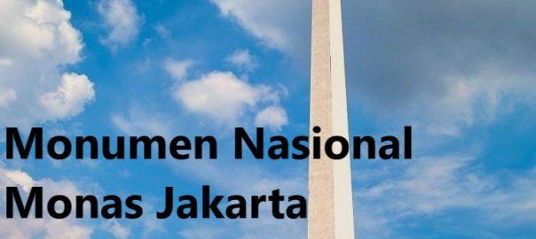 Monumen Nasional Monas Jakarta
