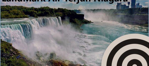 LandMark Air Terjun Niagara