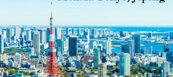 Sejarah Pembangunan Menara Tokyo, Jepang