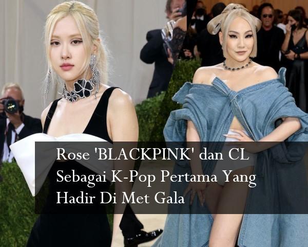 Met Gala 2021 Pertama Perwakilan Korea